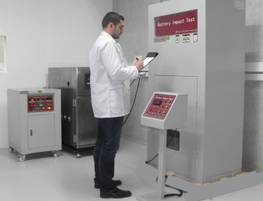 DYNAMIS Test Laboratory for Lithium and other Batteries